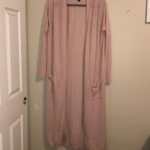 Mossimo Supply Co. Sweaters - Light pink cardigan